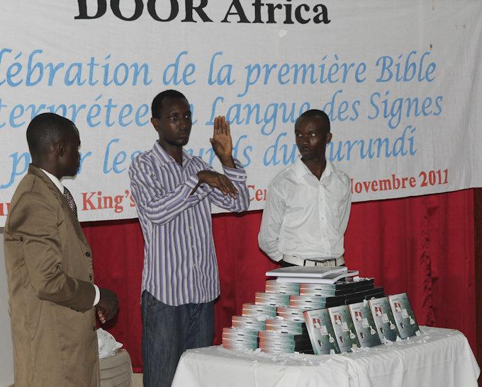 Day 10 – Bujumbura, Burundi (14 November 2011) Dedication Day (4/6)