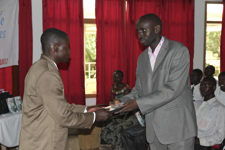 Day 10 – Bujumbura, Burundi (14 November 2011) Dedication Day (6/6)