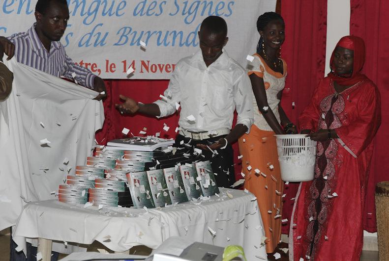 Day 10 – Bujumbura, Burundi (14 November 2011) Dedication Day (3/6)