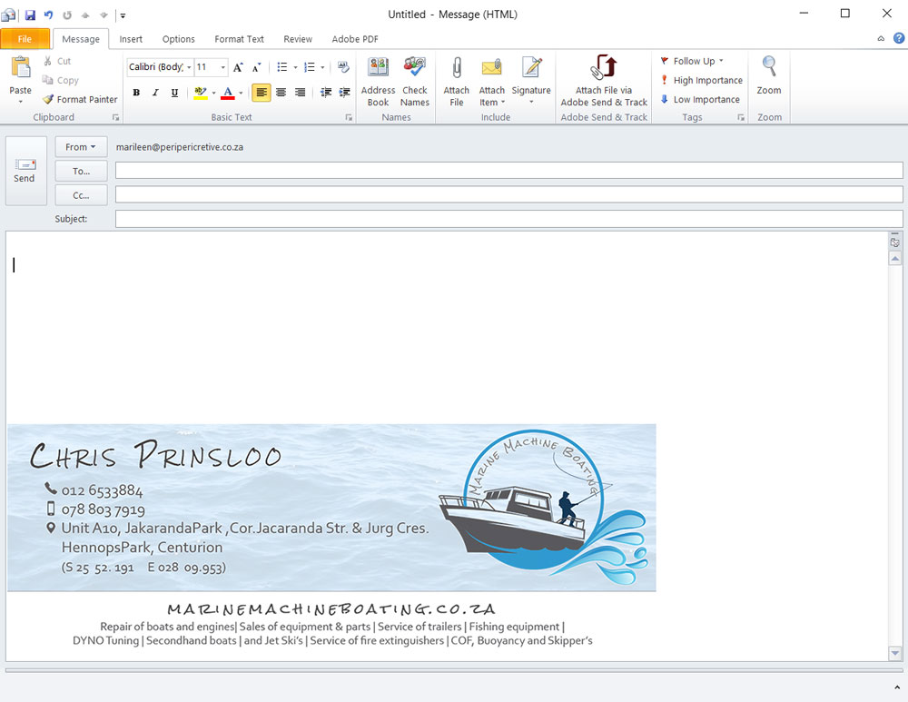 Peri-Peri-Creative-Marine-Machine-Boating-email-signatures