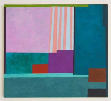 Doug Ashford, Six Paintings and One Photo from Saturday, June 25, 2005, (2014), courtesy of the artist..jpg