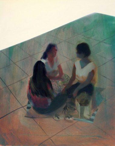 Alison Yip, Picnic in the Shade, (2008).jpg