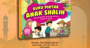 Buku pintar anak shalih revz