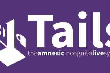 Tails OS – Ажурирање на нову верзију