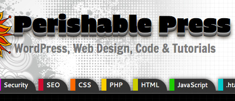[ Screenshot: 3D Logo via CSS3 text-shadow ]
