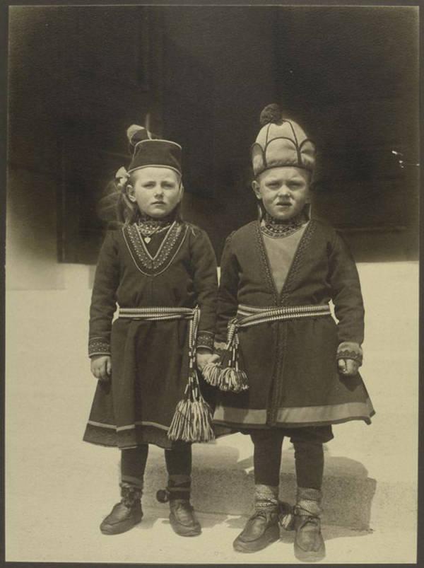 Lapland-children