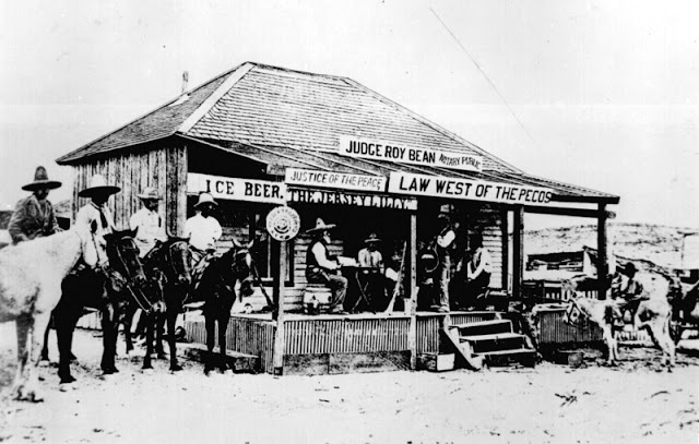 Cowboys at Old West Saloons (12)