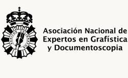 asociacion nacional de expertos en grafistica y documentoscopia