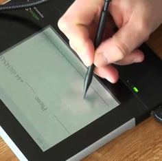 Cotejar una firma digitalizada - Perito caligrafo