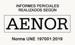 Perito calígrafo judicial AENOR
