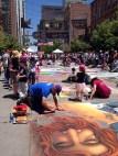 more chalk art