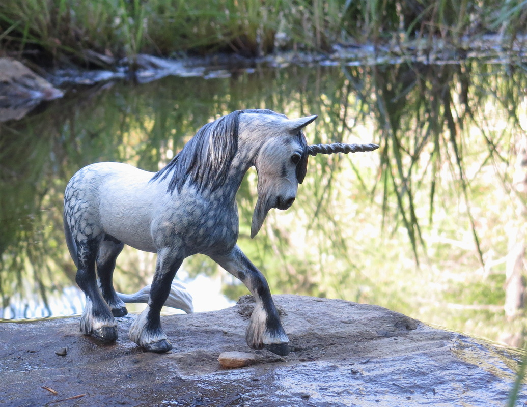 Model Horse Customs