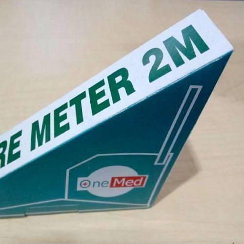 Pengukur Tinggi Badan Stature Meter Onemed di Perkasa Medika Malang (2)