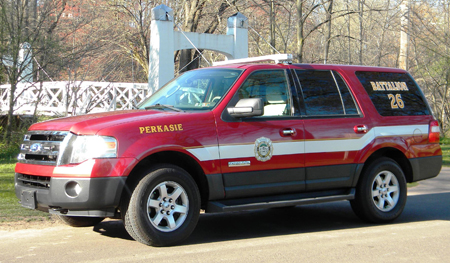 Perkasie Fire Company Bucks County PA