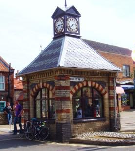 Clock Tower, Sheringham