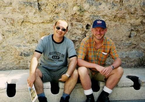 Jack and John in Ephesus