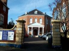 The Octagon Unitarian Chapel