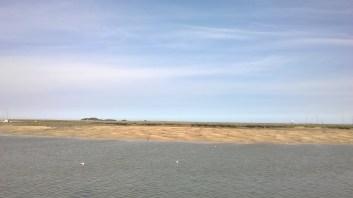 Wells sandbanks