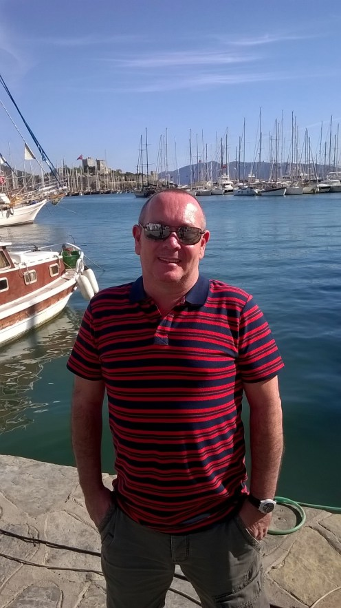 Jack Scott in Bodrum