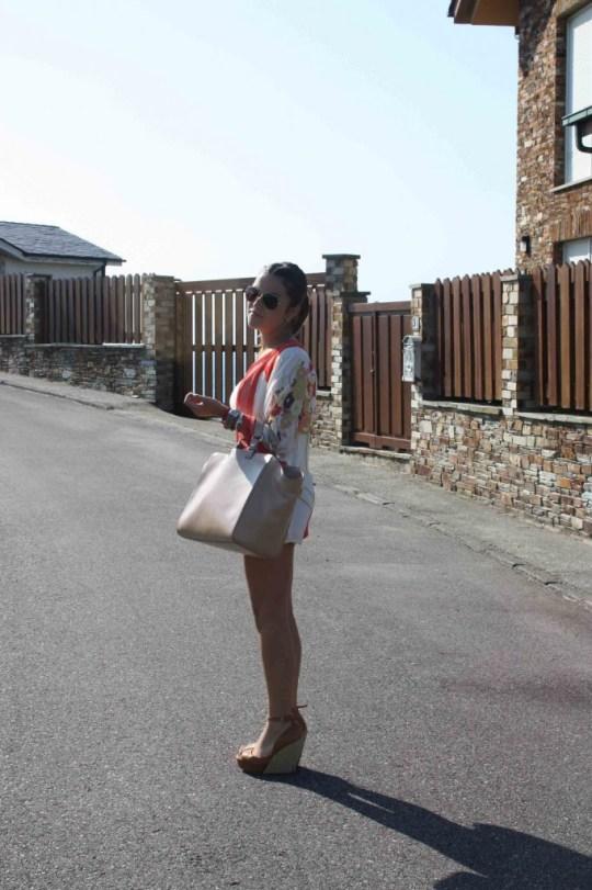 kimono+short blog