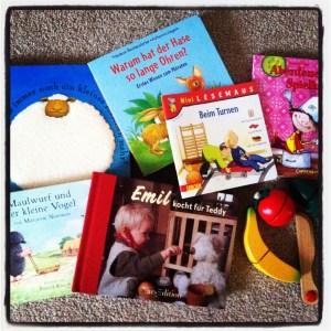 Neue Bücher für die Perlenzimmer-Bibliothek