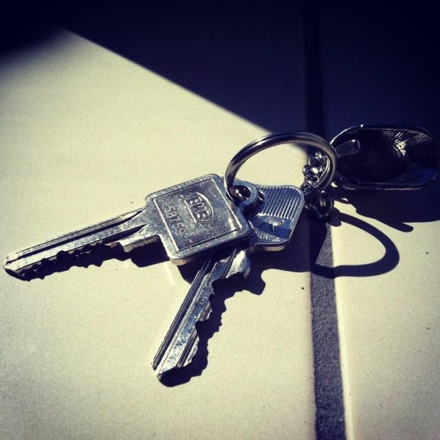 Die Schlüssel zum neuen Perlenreich