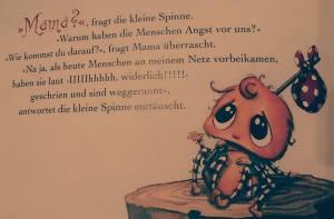 Spinne iiih