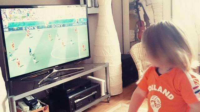 Mit den Oranjes gegen Mexiko fiebern.