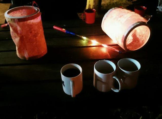 glühwein und kakao