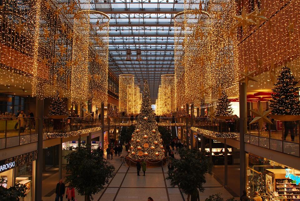 mall-christmas