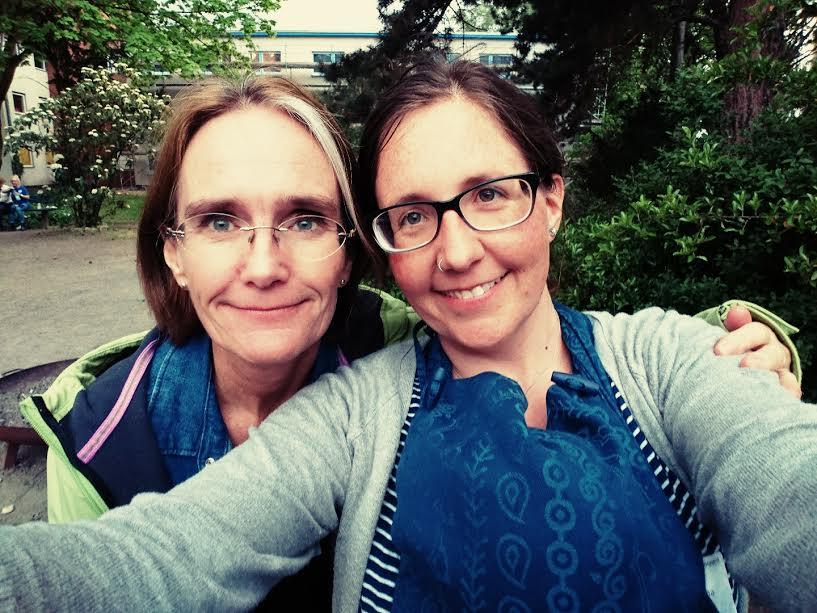 Blogfamilia Networking Christine Finke Mama Arbeitet Perlenmama