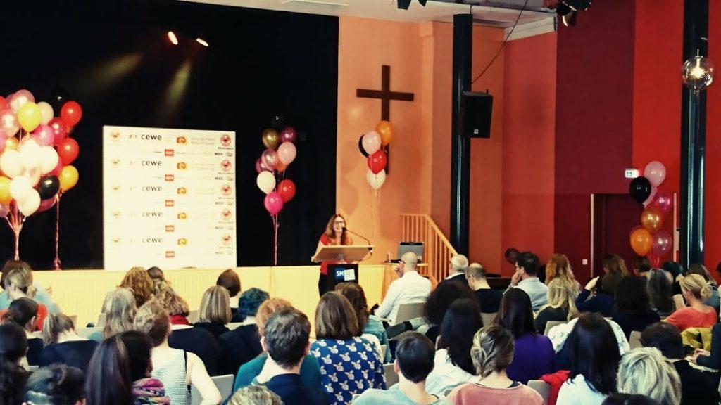 Blogfamilia Keynote Nora Imlau