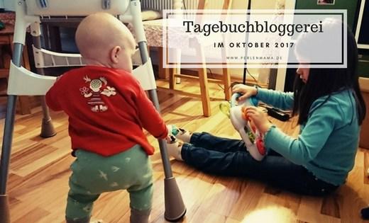 Tagebuchbloggerei im Oktober