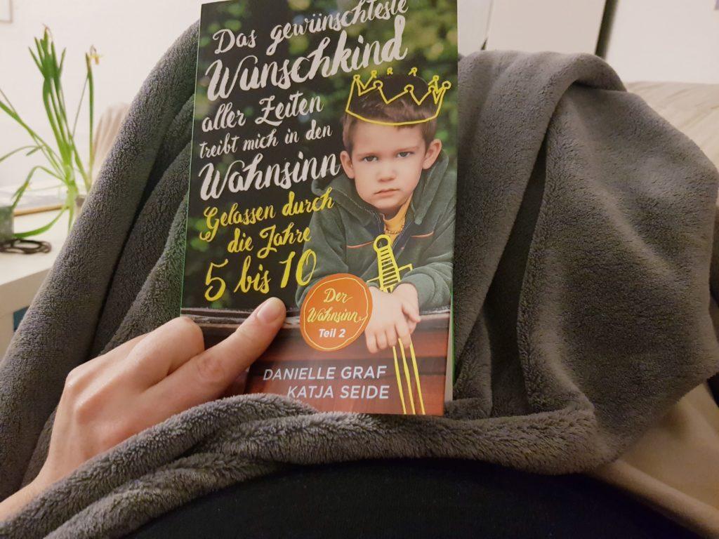 Wochenende in Bildern, Perlenmama, Das Gewünschteste Wunschkind, neues Buch, DGWAZTMIDW