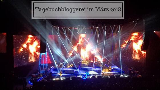 Tagebuchbloggerei, Perlenmama, The Killers, Konzert, Lanxess Arena