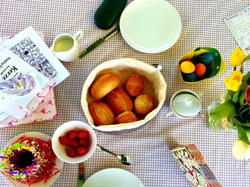 Perlenmama, Wochenende in Bildern, Ostern 2019, Geburtstag, Geburtstagsfrühstück
