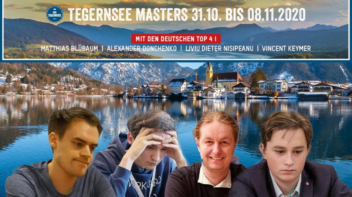 """""""Alle vier sind heiß auf Wettkampf"""": Sebastian Siebrecht und das Ringen ums Tegernsee Masters"""