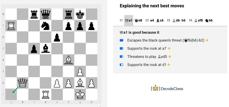 Der übermenschliche Schacherklärer – jetzt auch auf Deutsch