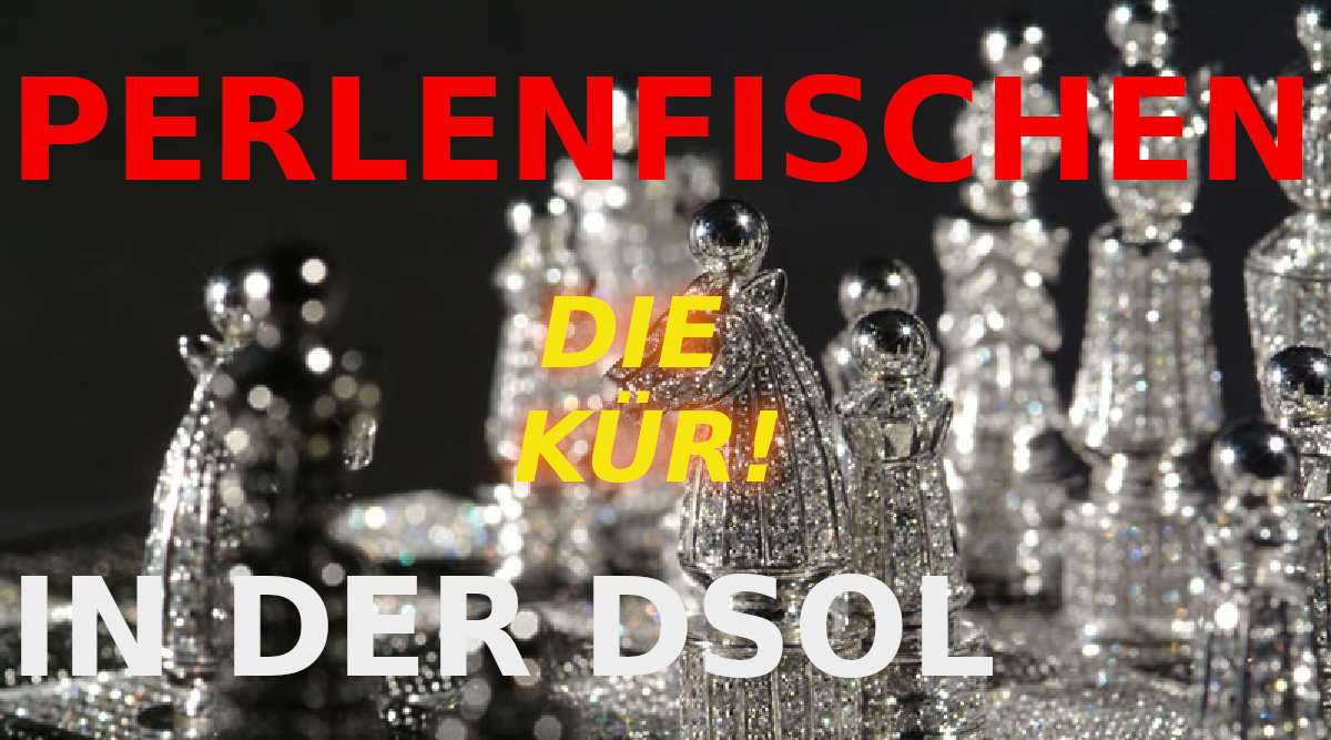 Kombinationsglanz in der Deutschen Schach-Online-Liga (Monster-Edition)
