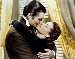 Vivian Leigh et Clark Gable - Autant en emporte le vent 1939
