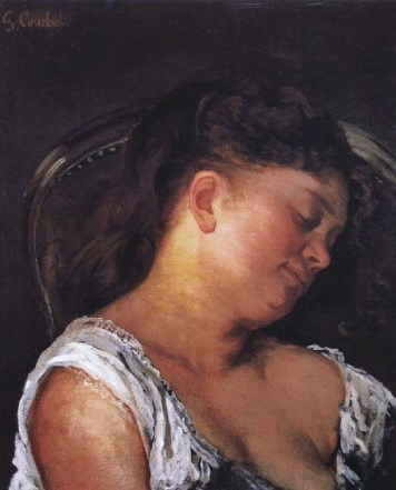 Gustave Courbet 1819-1877.