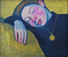 Sonia Delaunay - Endormie