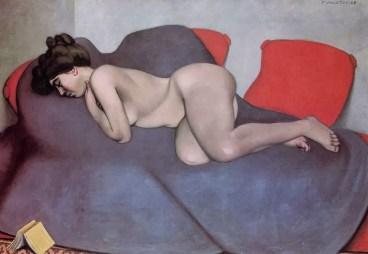 Felix-Vallotton-Le-Sommeil-1908