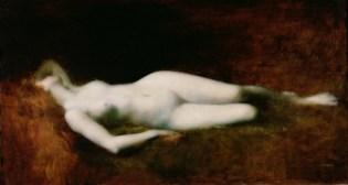 Henner - Dormeuse 1893 - Orsay