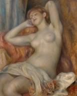Renoir - Baigneuse endormie
