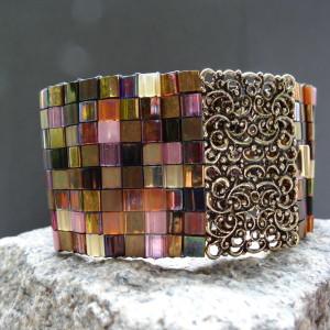 Tila-Armband-rosee