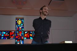 Nick Vujicic odnalazł radość życia w Bogu