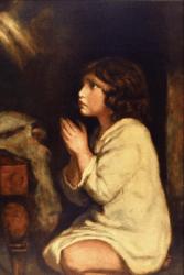 Samuel, dziecko z XI wieku przed Chrystusem, słyszy Boga