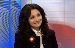 Angelika Korszyńska-Górny i jej  trudne   zmaganie o Boga, powołanie.