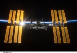 Kontemplacja widoku z okna ISS
